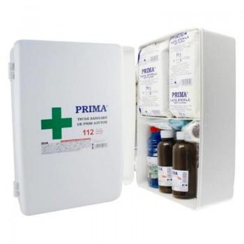 Trusa sanitara de prim-ajutor